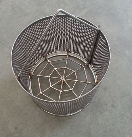 BASKET FOR OVEN